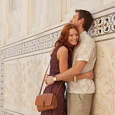 agra honeymoon package india
