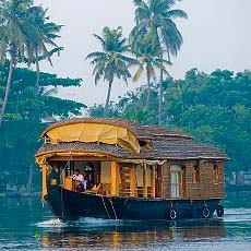 kerala houseboat tour package