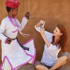 Village Tours of Rajasthan